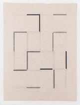 21. Arbeit 2005, 51 x 38 cm, Collage, Kunstmuseum Bonn