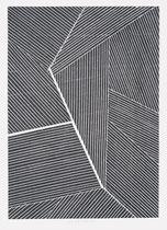 78. Arbeit 2016, 17 x 12 cm, Collage, Privatbesitz