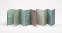 36. Arbeit 2013, 36 x 24 cm, 12 Aquarelle / Leporello