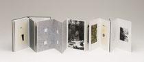 2008, Künstlerbuch Hans Delfosse, Fotografie Gestaltung Herstellung Manfred Förster, 30 x 1029 cm / Leporello