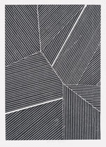77. Arbeit 2016, 17 x 12 cm, Collage, Privatbesitz
