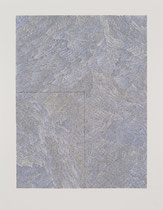 110. Arbeit 2008, 65 x 50 cm, Aquarell