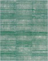 78. Arbeit 2017, 109 x 78 cm, Acryl auf Chromoluxkarton