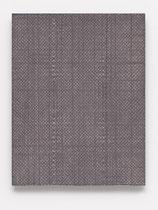 19. Arbeit 2017, 45 x 35 cm, Acryl auf Hartfaserplatte