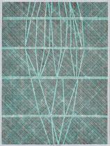 98. Arbeit 2020, 32 x 24 cm, Aquarell