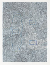 35. Arbeit 2008, 53 x 40 cm, Aquarell