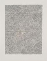 10. Arbeit 2008, 65 x 50 cm, Aquarell