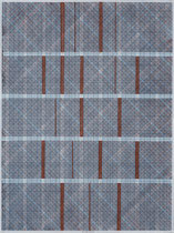 74. Arbeit 2020, 40 x 30 cm, Aquarell