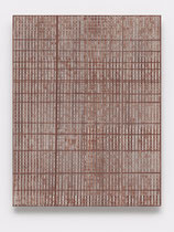 21. Arbeit 2017, 45 x 35 cm, Acryl auf Hartfaserplatte
