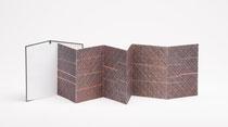 68. Arbeit 2012, 24 x 17 cm, 6 Aquarelle / Leporello