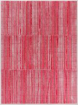 7. Arbeit 2018, 93,5 cm x 70 cm, Acryl auf Chromoluxkarton