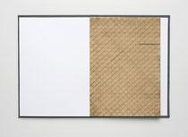 6. Arbeit - 1, 2010, 24 x 256 cm, Aquarell / Leporello