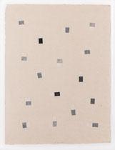 41. Arbeit 2005, 51 x 38 cm, Collage, Kunstmuseum Bonn