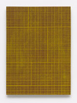 42. Arbeit 2017, 48 x 35 cm, Acryl auf Hartfaserplatte