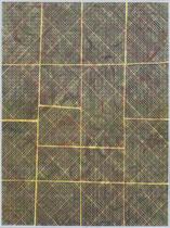 102. Arbeit 2012, 48 x 36 cm, Aquarell