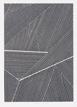 74. Arbeit 2016, 17 x 12 cm, Collage, Privatbesitz