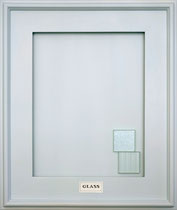 GLASS   A very pale greenish blue. Use as an alternative to white for ceilings, bathrooms, bedrooms.