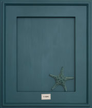 TIDE   A deep greenish-blue teal. Dignified, sophisticated and elegant. Beautiful in libraries and dining rooms.