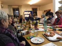 Frauen-Union Veitsbronn: Jahreshauptversammlung