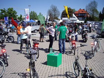 Fahrräder mit Akku