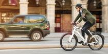 e-Bike mit Versicherungskennzeichen