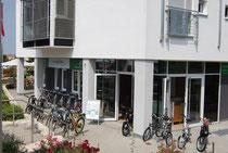 e-Bike Ladengeschäft in Nürnberg