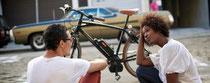 Elektrofahrräder mit Höchstgeschwindigkeit von 20km/h