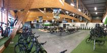 Vielseitiges Pedelc Angebot in der e-motion e-Bike Welt in Ahrensburg