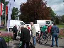 Köln Tanzbrunnen e-Bike Event