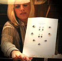 Parution dans Femme Actuelle fevrier 2007 W&W joaillerie