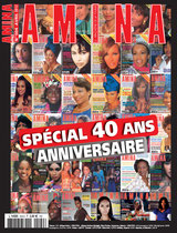 40 ans du magazine AMINA