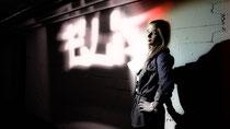 AG-Mediengestaltung; Elif Lightpainting