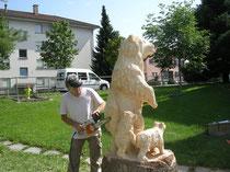 Paul Widmer Bildhauer
