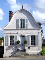 """La maison dite """"Napoléon"""" à Saint-Riquier"""