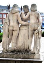 Amiens- Les Trois Grâces