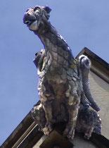 Gargouille au Beffroi