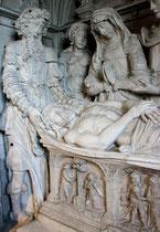 Joseph d'Arimathie, une sainte femme et Marie