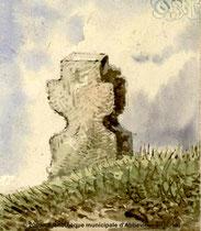 Bailleul- Croix du cimetière