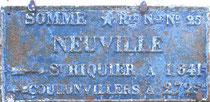 Neuville (Oneux)- Canton d'Aillty-le-Haut-Clocher