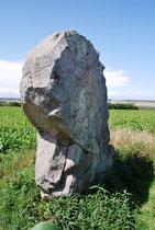 le menhir de Bavelincourt