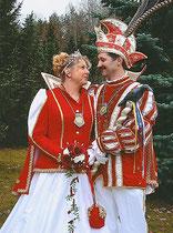 2004 - Prinz Elmar I. und Prinzessin Linda I.