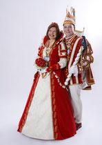 2018 - Prinz Uwe I. und Prinzessin Jutta I.