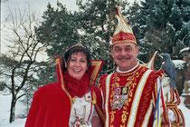 2006 - Prinz Gerhard I. und Prinzessin Petra I.