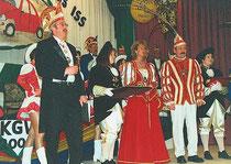 2001 - Prinz Ehrenfried I. und Prinzessin Margit I.