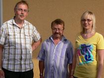 für 40-jährige Migliedschaft in der IGBCE geehrt