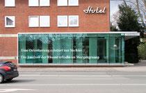 Projektvorschlag  Hotel Mauritzhof  Eisenbahnstrasse 17, realisiert