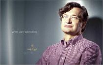Kunde: van Laack / Agentur: Jung von Matt / Motiv: Wim Wenders