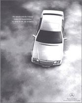 Kunde: Mercedes-Benz / Agentur: Springer & Jacoby / Motiv: S-Klasse Image
