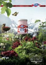 Kunde: Emmi Schweiz / Agentur: Scholz & Friends / Motiv: Joghurt