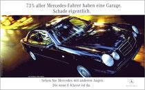 Kunde: Mercedes-Benz / Agentur: Springer & Jacoby / Motiv: E-Klasse Einführung